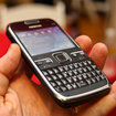 Nokia E72 mobile phone - photo 3