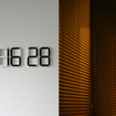 OLED digital clock concept shown - photo 2