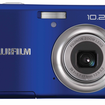 Fuji Finepix A170 now available in blue - photo 2