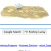 Google doodle UFO puzzle is back - what are they plotting? - photo 1
