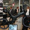 Gocycle BlackR electric bike demoed - photo 2