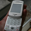 Samsung SCH-B710 3D Mobile - photo 2