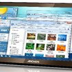 Archos 9 tablet PC now shipping with Windows 7 - photo 2