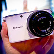Samsung NX100 hands on - photo 2
