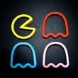Pac Man cookie cutters make ghosts to munch on - photo 6
