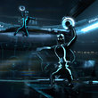 Tron: Legacy - photos, ladies and lightcycles - photo 38