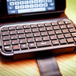 TypeTop Bluetooth Mini Keyboard Case for iPhone 4 hands-on - photo 2