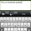 HTC Salsa: Facebook features explored - photo 9