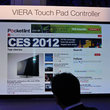 Panasonic Viera Touch Pad Controller pictures and hands-on - photo 11