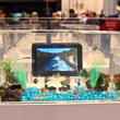 Toshiba waterproof tablet with wireless power concept demoed at CES - photo 3