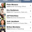 Xobni Smartr Contacts lands on iPhone - photo 4