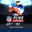 APP OF THE DAY: NFL Flick Quarterback review (iPad / iPhone / Android) - photo 2