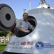 Space tourism a reality: Excalibur Almaz spacecraft pictures and hands-on - photo 13