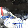 Space tourism a reality: Excalibur Almaz spacecraft pictures and hands-on - photo 3