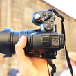 Hands-on: Panasonic Lumix DMC-FZ200 review - photo 7