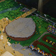 Lego-built London 2012 Olympic Park pictures and eyes-on - photo 5