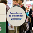 Tesco trials interactive virtual store at Gatwick Airport, for holidaymakers to pre-order groceries - photo 13