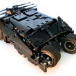 If you think official Lego Batman is cool, think again... now this is a Lego Batmobile! - photo 1