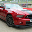 Ford Mustang Shelby GT500 (2013) pictures and hands-on - photo 1