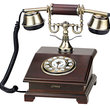 Pretend you're in Downton Abbey with the Pyle retro home telephone iPhone dock - photo 2