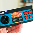 iCade 8-bitty Wireless Game Controller for iPhone and iPad pictures and hands-on - photo 1