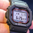 Casio G-Shock GB-5600A Bluetooth iPhone watch pictures and hands-on - photo 10