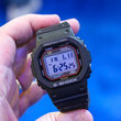 Casio G-Shock GB-5600A Bluetooth iPhone watch pictures and hands-on - photo 6