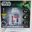 Radio controlled Star Wars R5-D4 inflatable and full-sized R2-D2 coming soon - photo 2