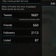 APP OF THE DAY: Carbon for Twitter review (Android) - photo 4