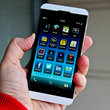 White BlackBerry Z10 pictures and hands-on - photo 18