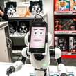 WowWee RoboMe: iPhone controlled robot that lets you call home - photo 8
