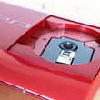 Garnet Red superslim PS3 pictures and hands-on - photo 9