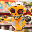 ZombieBot undead robot: Walking Dead meets C-3PO   - photo 10