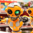 ZombieBot undead robot: Walking Dead meets C-3PO   - photo 11