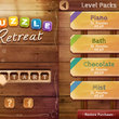 App of the day: Puzzle Retreat review (iPhone) - photo 4