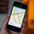 Google Maps for iPhone updated with faster search and contact access - photo 1