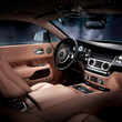 Rolls-Royce announces the Wraith with Satellite Aided Transmission - photo 6