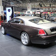 Rolls-Royce Wraith pictures and hands-on - photo 8