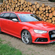 Audi RS6 Avant pictures and hands-on - photo 11