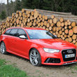 Audi RS6 Avant pictures and hands-on - photo 35