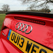 Audi RS5 Cabriolet pictures and hands-on - photo 12