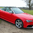 Audi RS5 Cabriolet pictures and hands-on - photo 4