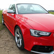 Audi RS5 Cabriolet pictures and hands-on - photo 5
