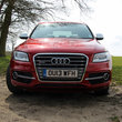 Audi SQ5 TDI pictures and hands-on - photo 8