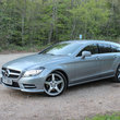 Mercedes-Benz CLS 250 CDI BlueEfficiency AMG Sport Shooting Brake - photo 8