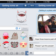 Facebook Messenger for iOS updated with stickers and swipe to delete - photo 2