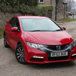 Honda Civic 1.6 i-DTEC SE review - photo 2
