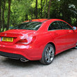 Mercedes-Benz CLA 220 CDi Sport pictures and first drive - photo 14