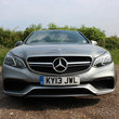 Mercedes-Benz E63 AMG pictures and first drive - photo 1