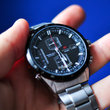 Casio Edifice Infiniti Red Bull Racing 2013 watches pictures and hands-on - photo 2